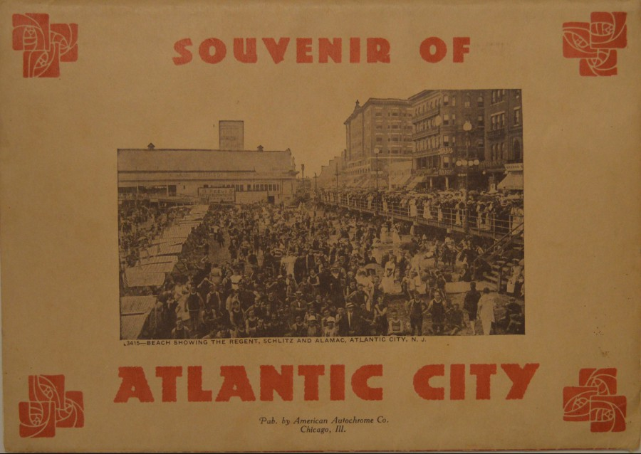 Souvenir of Atlantic City Cover [SNCLY F144.A8S68 1900z]