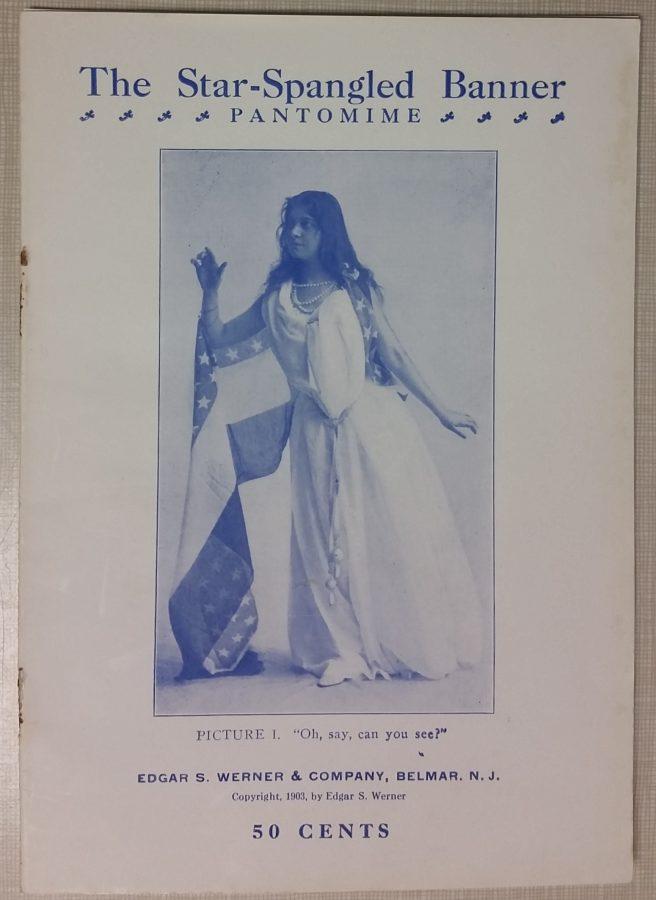 Star-Spangled Banner Pantomime [SCNLY PN6120 (3)