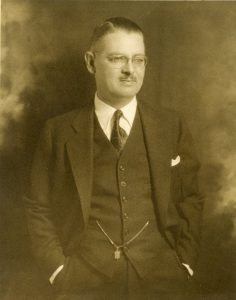 photograph of William Herrmann