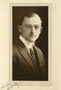 photo of Gustav Patz